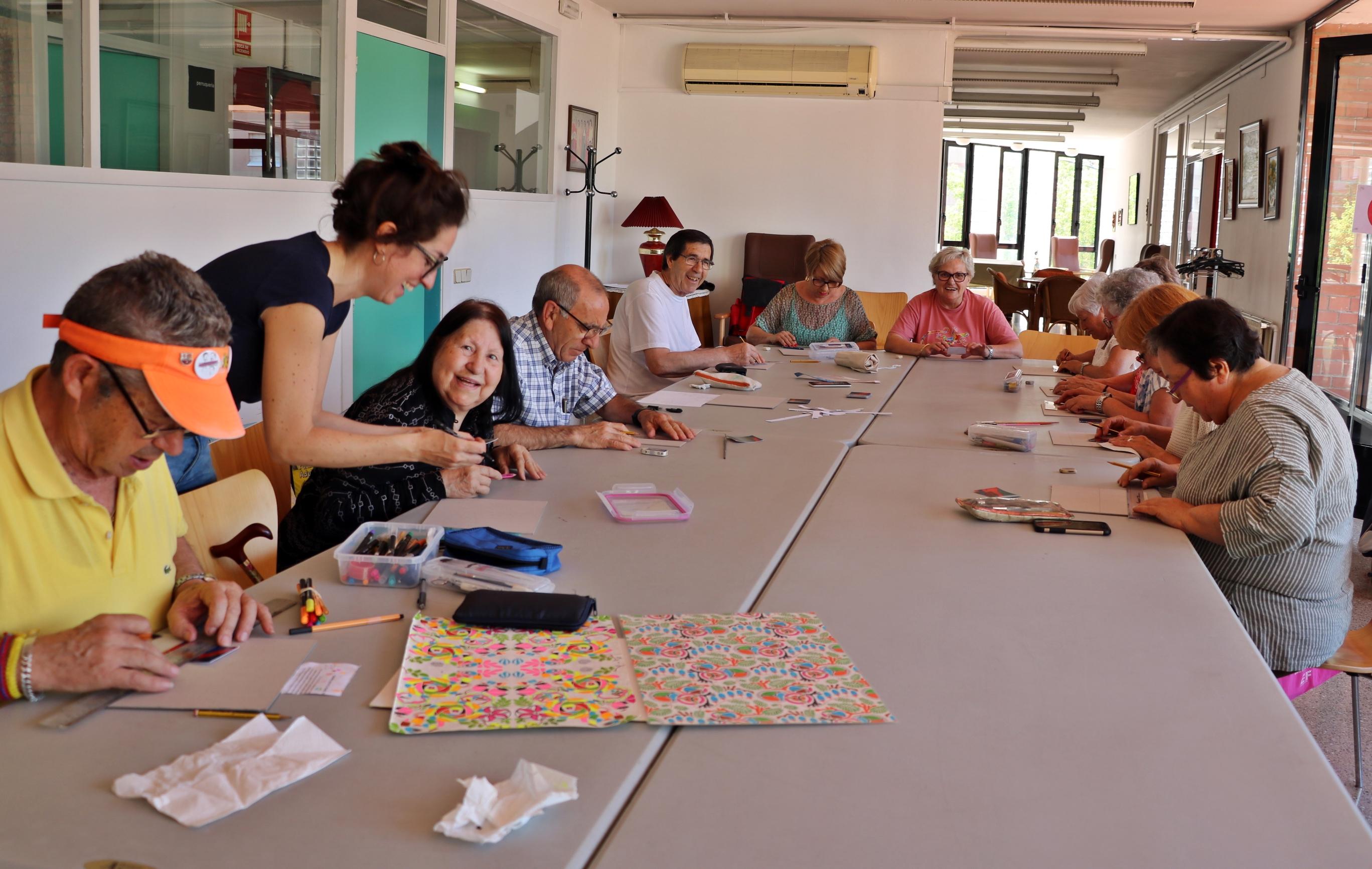 Comença la cloenda del programa municipal d'activitats per a la gent gran