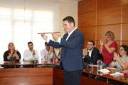 El Ple de l'Ajuntament de la Llagosta escull Óscar Sierra com alcalde de la nostra localitat