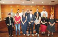 L'alcalde signa el decret del cartipàs del nou mandat