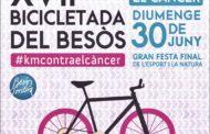 Diumenge se celebrarà la 17a edició de la Bicicletada del Besòs