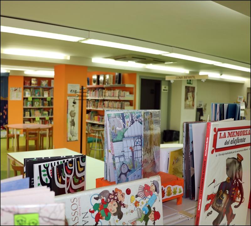 La cloenda de la celebració dels 25 anys de la Biblioteca a Can Pelegrí es fa demà