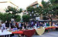Bona acollida de l'Iftar organitzat dissabte a la plaça d'Antoni Baqué