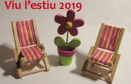 La programació Viu l'estiu 2019 porta activitats per a tots els públics
