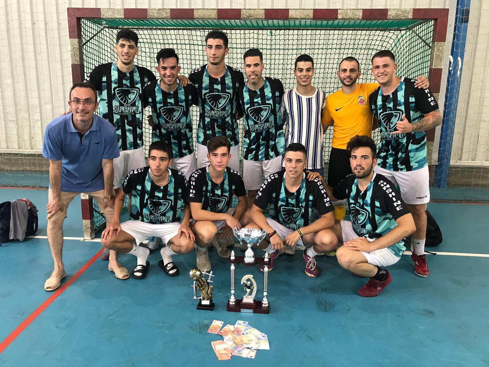 El Black Mamba guanya per segon cop el Torneig del FS Unión Llagostense