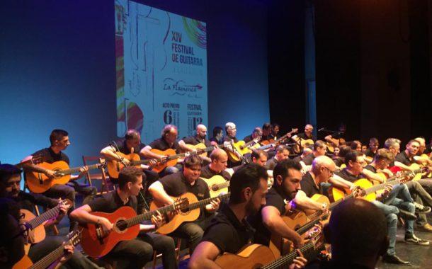 El Festival de Guitarra de la Llagosta omple el Centre Cultural