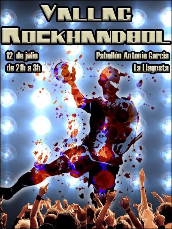 El primer torneig Vallag Rockhandbol se celebra avui