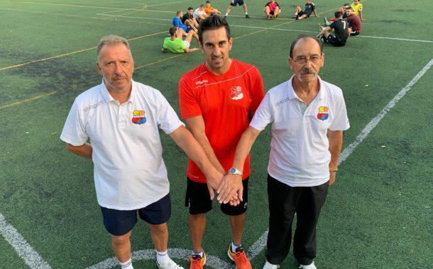 El nou primer equip del CE la Llagosta ja entrena i jugarà dissabte el primer partit contra el Torelló