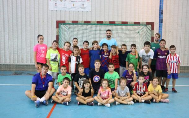 Un total de 36 infants participen al Casal Multiesportiu d'Estiu