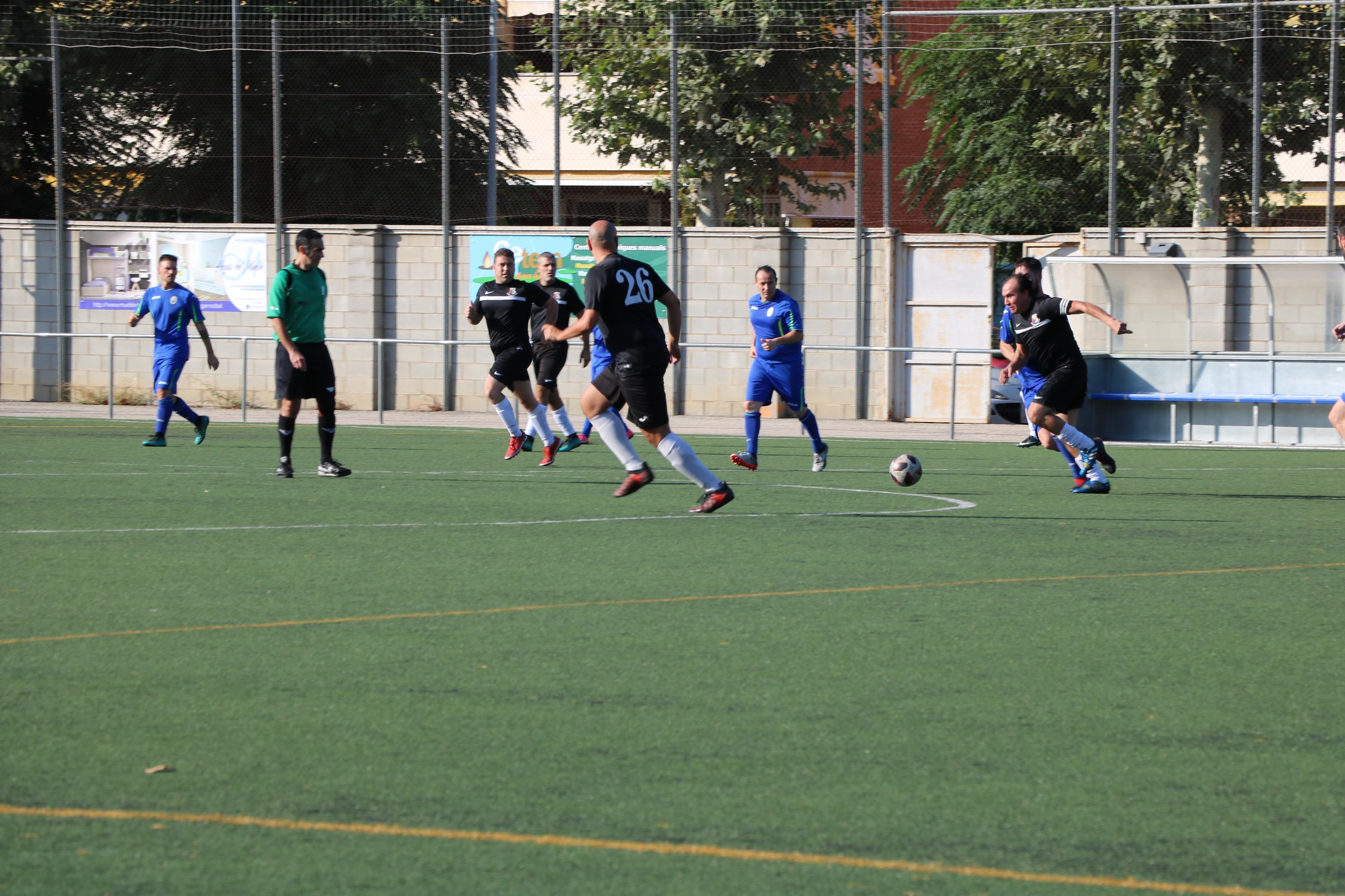 Empat sense gols del Viejas Glorias a Llinars