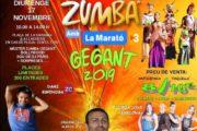 S'obre el període d'inscripcions per a la Zumba Gegant 2019