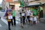 Una desena de colles van participar dissabte a la Cursa de Gegantes