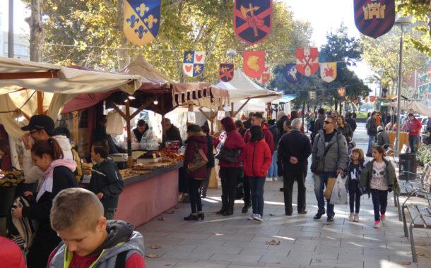 La Fira Medieval se celebrarà finalment al novembre