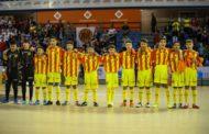 Catalunya contra Itàlia, als quarts de final del Mundial sub-13 de futbol sala