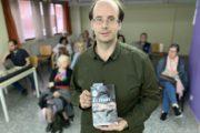 Samuel Ramos presenta la seva tercera novel·la, 'El toque'