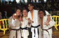 Quatre medalles de bronze de l'AE Karate-Judo a la Copa de Catalunya cadet de judo