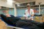 La captació de sang que es va fer ahir a l'Escola Gilpe acaba amb 89 donacions