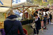 Avui comença una nova Fira Medieval a l'avinguda de l'Onze de Setembre