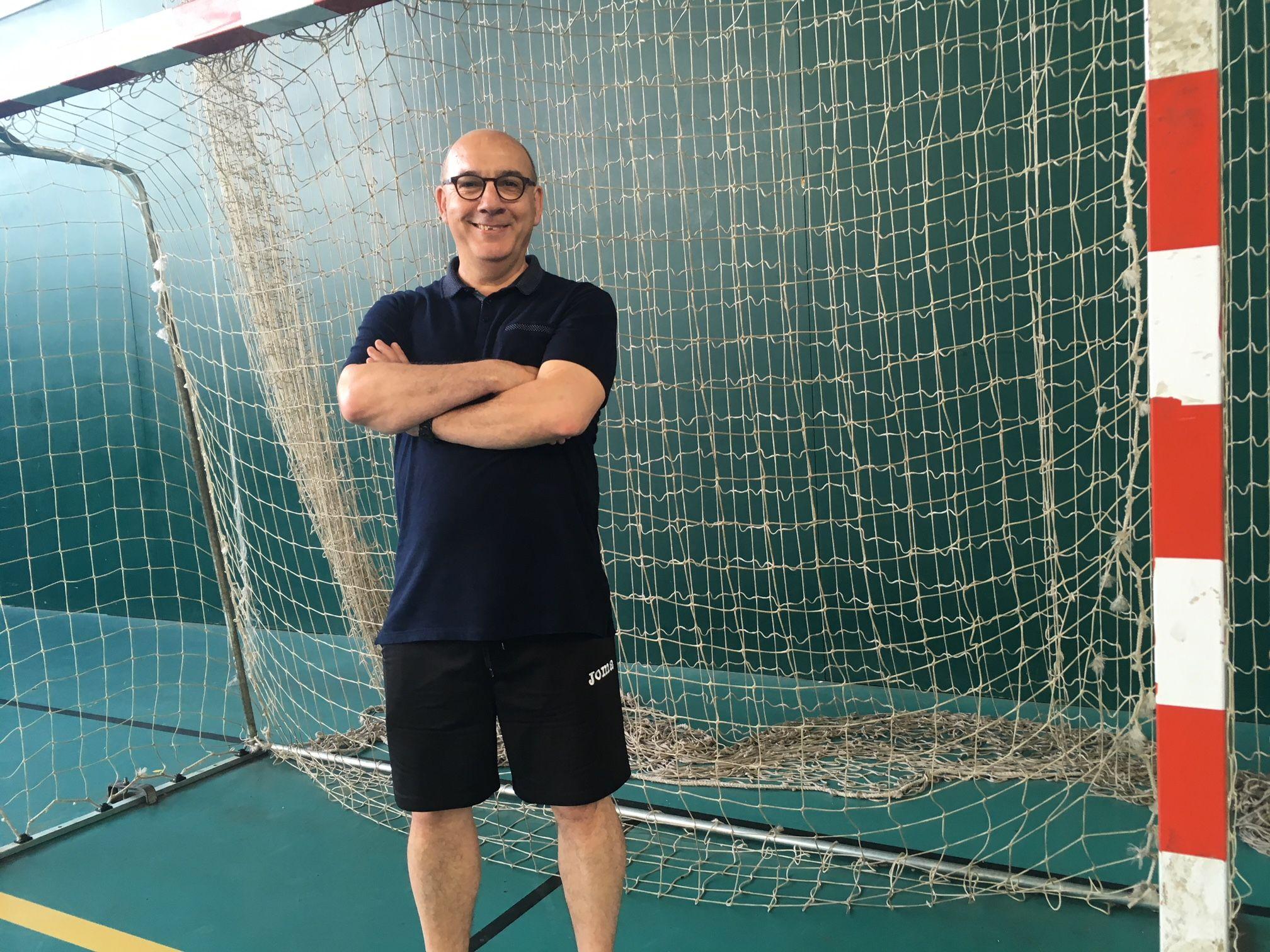 Javier Ruiz torna a ser l'entrenador de la Concòrdia