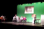 Bona acollida de la sessió de teatre organitzada per Alborada