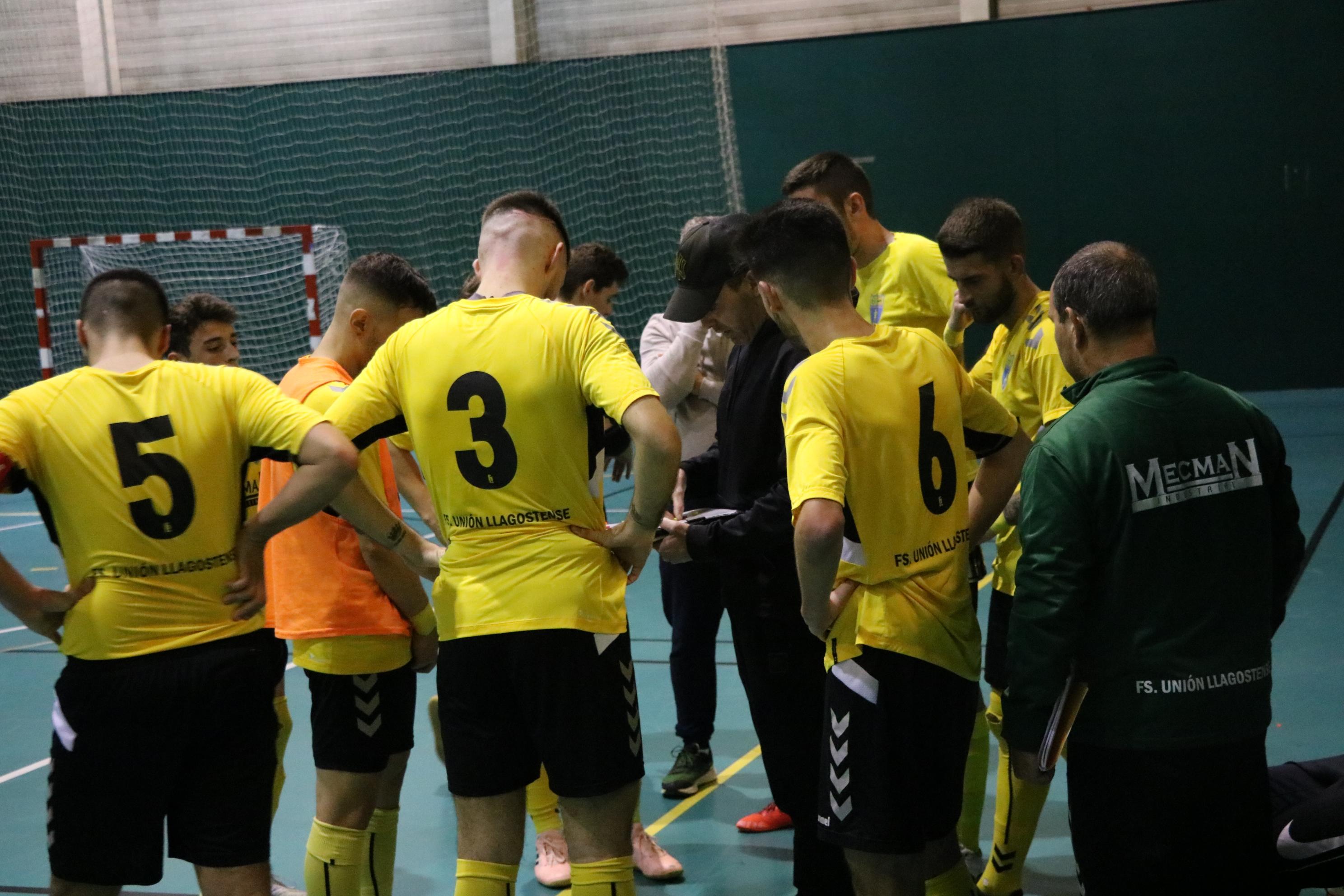 El FS Unión Llagostense empata contra el Prat (2-2) i surt de l'últim lloc