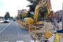 Comencen les obres per fer noves places d'aparcament al carrer de Joaquim Blume