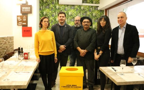 Avui s'han presentat a la Llagosta les dades comarcals de la recollida d'envasos a l'hostaleria