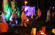El Pessebre Vivent es representa diumenge al Parc Popular