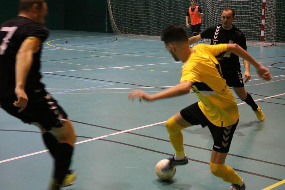 El FS Unión Llagostense encadena quatre partits sense perdre a la Lliga Nacional