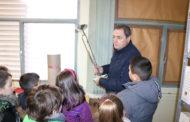 Comença una nova edició de les visites escolars a l'Ajuntament