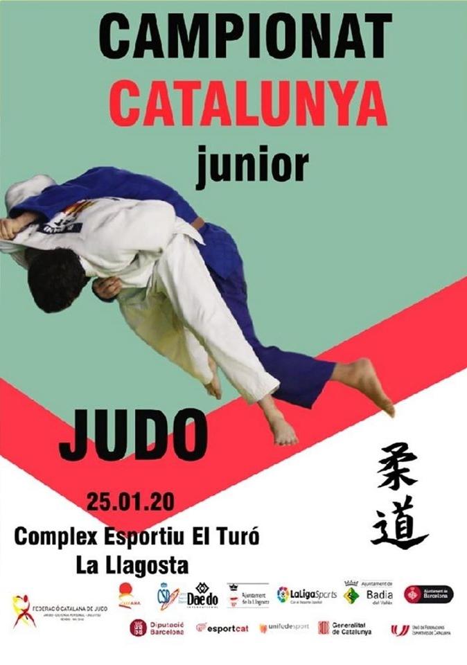 El CEM El Turó acollirà dissabte el Campionat de Catalunya júnior de judo