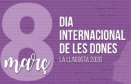 La Llagosta celebrarà el Dia Internacional de les Dones amb moltes activitats