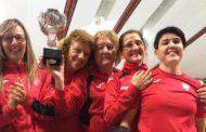 Sonia Bocanegra guanya el Campionat de Catalunya de clubs màster d'atletisme en pista coberta
