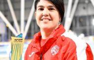 Sonia Bocanegra, bronze a l'estatal de clubs màster amb el Barcelona Atletisme