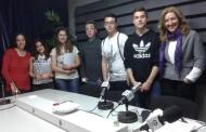 Ràdio la Llagosta emet 'InfoMarina', el projecte de recerca de cinc alumnes de l'institut Marina