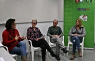 Dones amb Iniciativa es va sumar ahir a la commemoració del Dia de les Dones