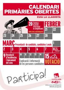 calendari primàries EUiA