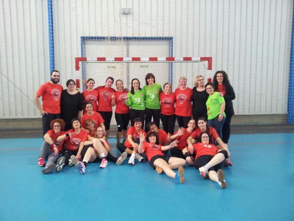 Balanç positiu del Joventut Handbol per les activitats de promoció d'handbol femení