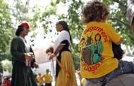 La Trobada Gegantera de diumenge, primer acte de les Festes de Sant Josep
