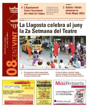 Juny 2013. Edició número 1