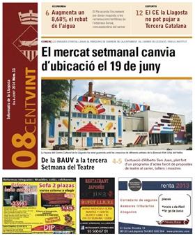 Juny 2014. Edició número 11