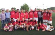 El Viejas Glorias suma una nova victòria al camp del Lliçà d'Amunt (2-6)