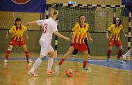 Estefa Jémez debuta amb la selecció de Catalunya absoluta de futbol sala