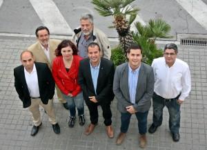 Fotos candidats eleccions municipals 2015 debat