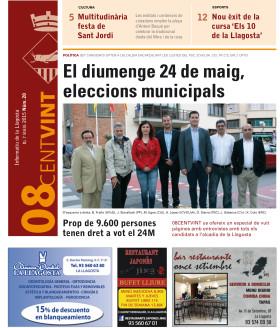 Maig 2015. Edició número 20