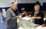 Es tanquen els centres electorals de la Llagosta sense incidències