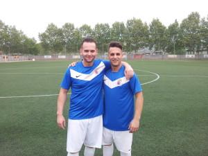 Els germans Carmona.