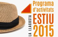 La programació d'activitats Estiu 2015 està arribant al seu final