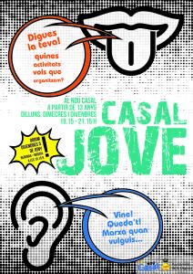 CASAL JOVE cartell