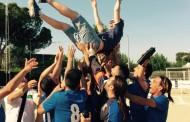 El Viejas Glorias es proclama campió de lliga en golejar la Romànica (1-8)