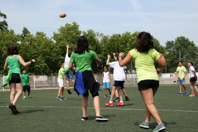 Jornada esportiva escolar sisè 08centvint